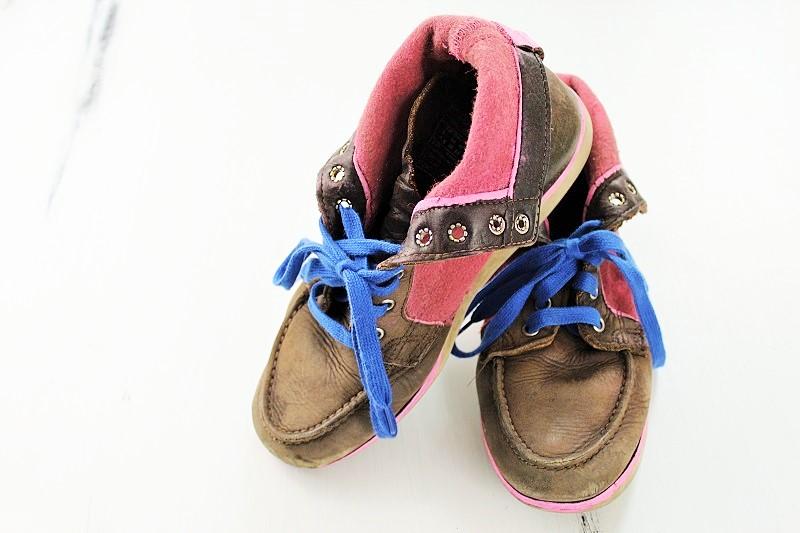anmaln Bastelblog Bastelideen Kreativblog Mode pimpen Schuhe Style ...