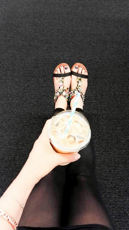 Wochenrückblick Ice Coffee annefaktur.de