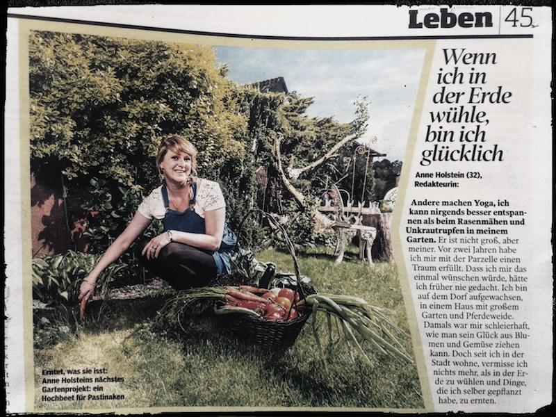 Bild am Sonntag Annefaktur.de