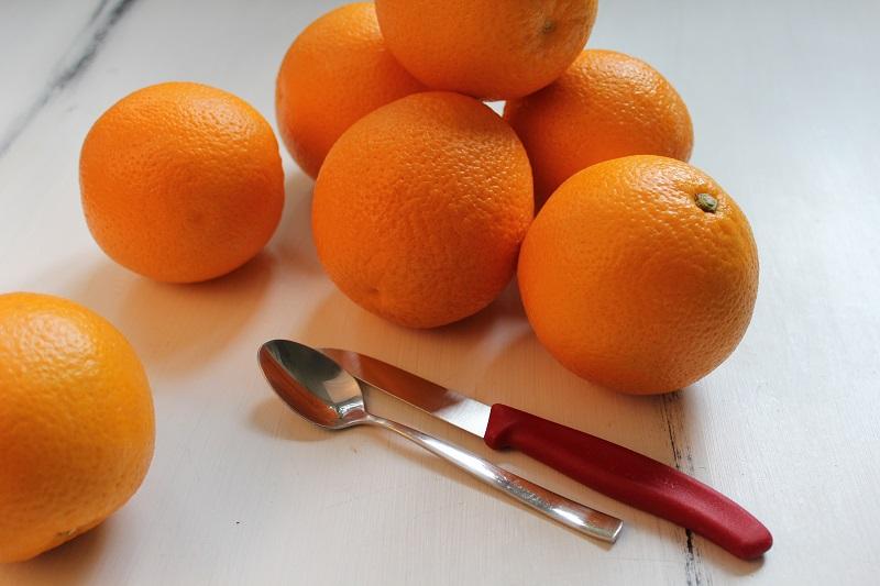halloween orangen wie k rbisse aush hlen annefaktur. Black Bedroom Furniture Sets. Home Design Ideas