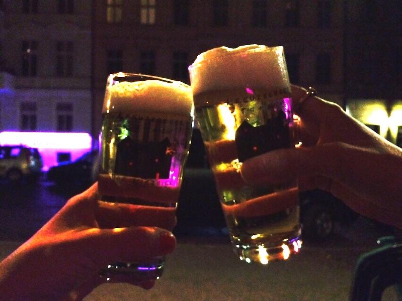 Partynacht im Kiez Annefaktur.de