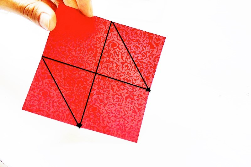 DIY-Lesezeichen aus Papier Annefaktur.de