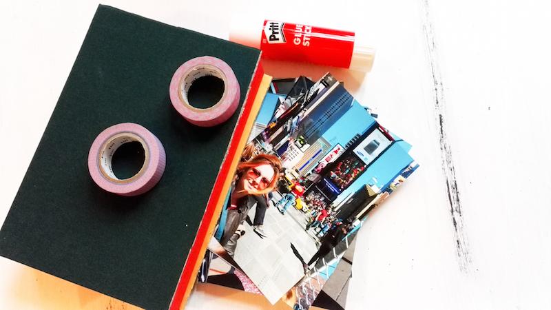 DIY Fotoalbum selber machen