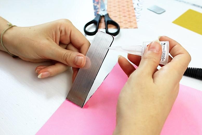 DIY Magnet-Lesezeichen Annefaktur.de