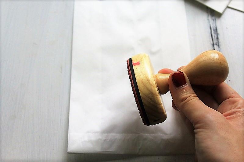 Teelichthalter Brottüten Annefaktur.de