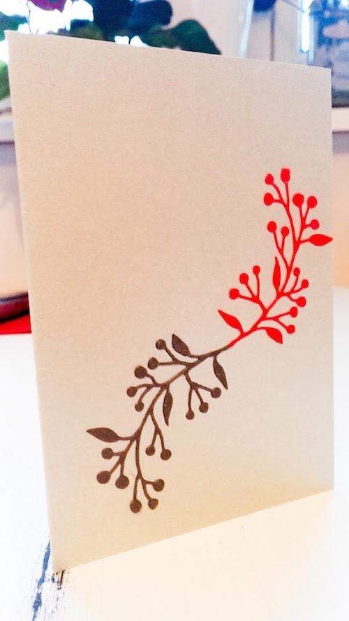 Stanz-Papierkarten Sizzix Big Shot selber machen Annefaktur.de