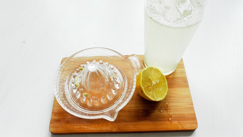 Zitronensaft Annefaktur.de