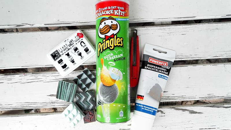 Upcycling Pringles-Dosen Annefaktur.de