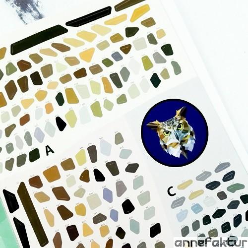 DIY, Buchtipp, Bastelbuch, Bastelblog aus Berlin, Annefaktur.de, Sticker, Malen nach Zahlen, Malbücher für Erwachsene, Abschalten, Entspannen, Meditation, Basteln, Kreativ, selbermachen, Do it yourself