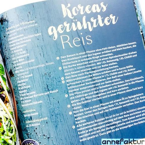 Bowl-Rezepte, Buchtipp, Kochbuch, Foodstyling, Foodfotografie, leichte Küche, Tipps, DIY-Blog, Berlin, Annefaktur, Bastelblog, Bastelideen