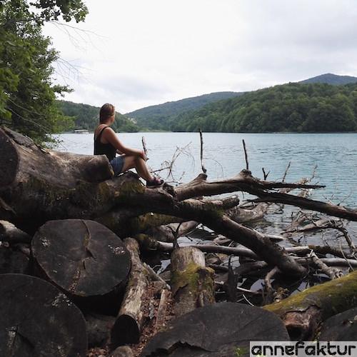 Kroatien, Plitvicer Seen, Urlaub, Sommer, Annefaktur, Reiseblog, Bastelblog, Reise, Abenteuer, Entspannen, Geheime Orte