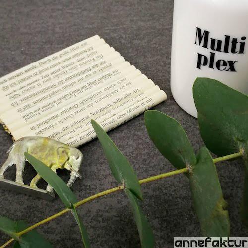 Geschenk, Valentinstag, Bastelblog, Berlin, Buchseiten, Untersetzer, DIY, Selbermachen, Last Minute